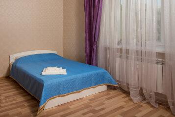 1-комн. квартира, 39 кв.м. на 4 человека, улица Сибгата Хакима, Казань - Фотография 2