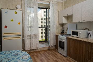 1-комн. квартира, 39 кв.м. на 4 человека, улица Сибгата Хакима, Казань - Фотография 4