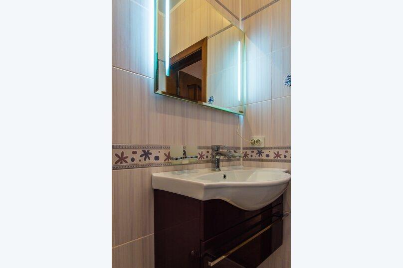 2-комн. квартира, 70 кв.м. на 5 человек, улица Масгута Латыпова, 58, Казань - Фотография 12