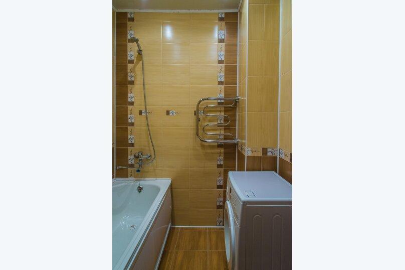 2-комн. квартира, 70 кв.м. на 5 человек, улица Масгута Латыпова, 58, Казань - Фотография 13