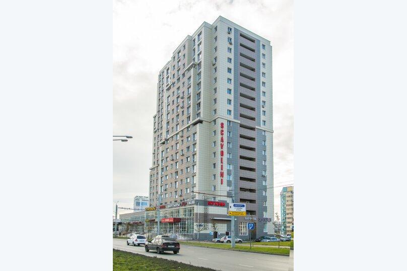 2-комн. квартира, 68 кв.м. на 4 человека, Чистопольская улица, 61Б, Казань - Фотография 16