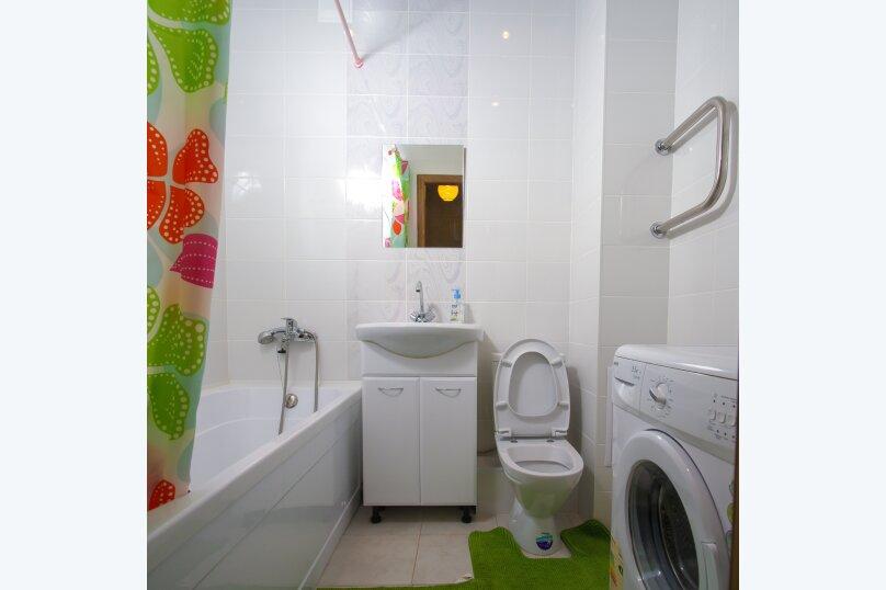 1-комн. квартира, 40 кв.м. на 4 человека, улица Сибгата Хакима, 5А, Казань - Фотография 4