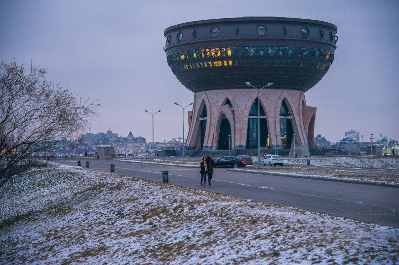 1-комн. квартира, 40 кв.м. на 4 человека, улица Сибгата Хакима, 5А, Казань - Фотография 8