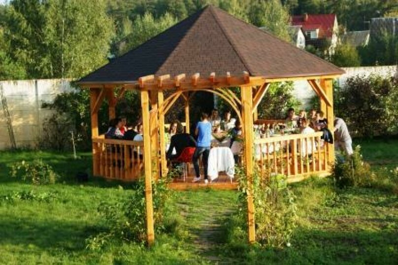 Дом у пруда, 500 кв.м. на 25 человек, 3 спальни, д. Рыжево, 46а, Егорьевск - Фотография 97