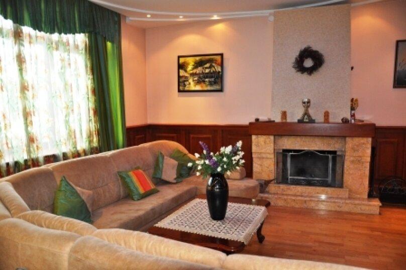 Дом у пруда, 500 кв.м. на 25 человек, 3 спальни, д. Рыжево, 46а, Егорьевск - Фотография 4