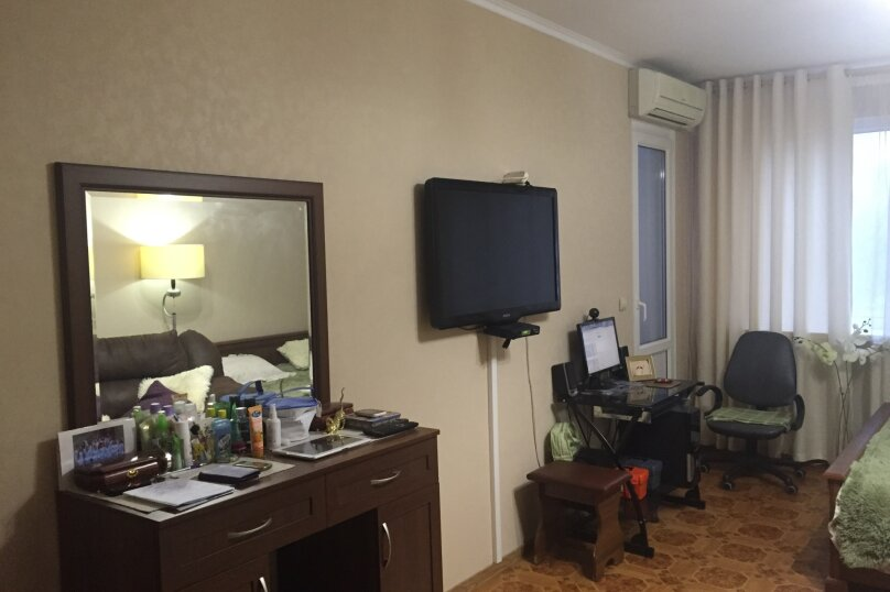 3-комн. квартира, 80 кв.м. на 5 человек, улица Димитрова, 14, Черноморское - Фотография 9
