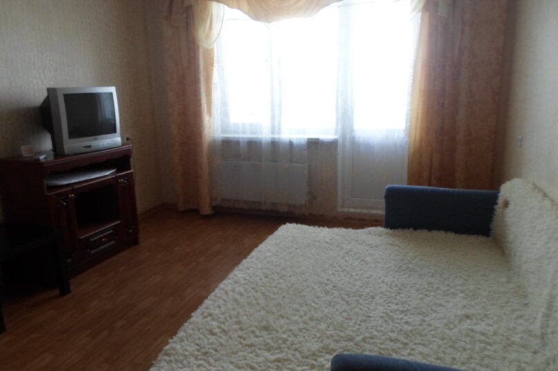 2-комн. квартира, 63 кв.м. на 4 человека, Смельчак, 15, Железнодорожный - Фотография 8
