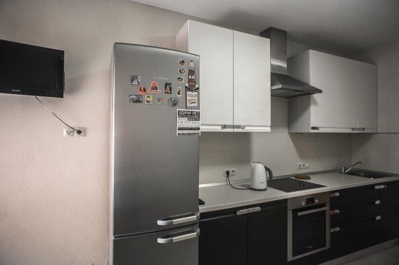1-комн. квартира, 40 кв.м. на 3 человека, Соборная улица, 12, Кемерово - Фотография 7