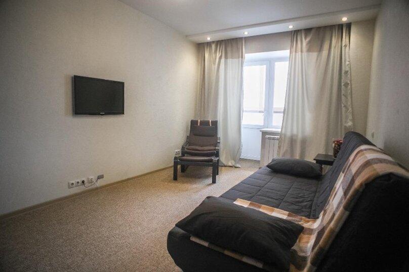 1-комн. квартира, 40 кв.м. на 3 человека, Соборная улица, 12, Кемерово - Фотография 9