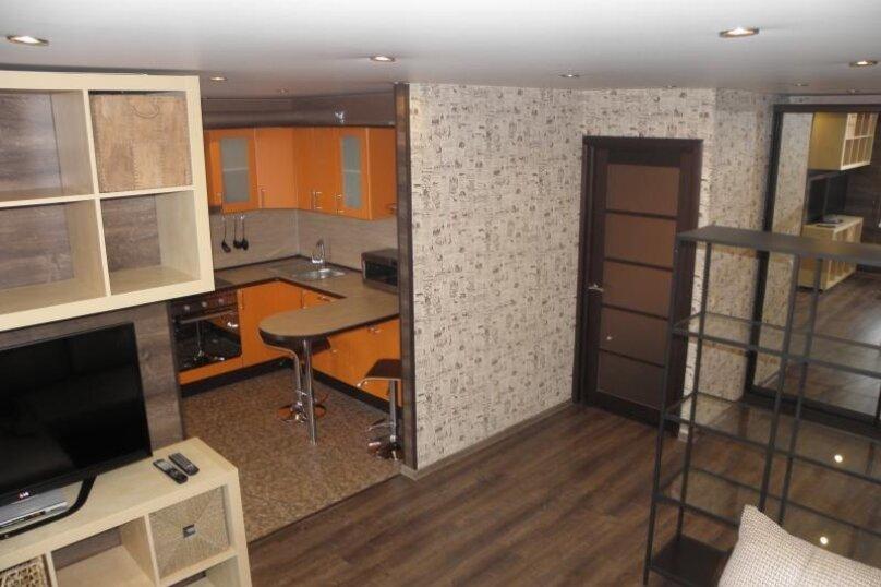1-комн. квартира, 34 кв.м. на 2 человека, Красная улица, 4/1, Кемерово - Фотография 1