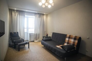 1-комн. квартира, 40 кв.м. на 3 человека, Соборная улица, 12, Кемерово - Фотография 1