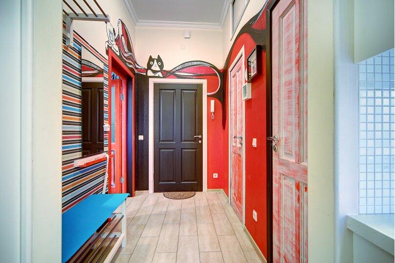 2-комн. квартира, 55 кв.м. на 6 человек, улица Куйбышева, 7, метро Горьковская, Санкт-Петербург - Фотография 5