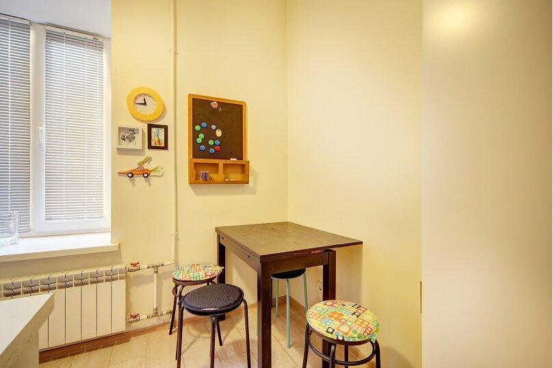2-комн. квартира, 55 кв.м. на 6 человек, улица Куйбышева, 7, метро Горьковская, Санкт-Петербург - Фотография 9