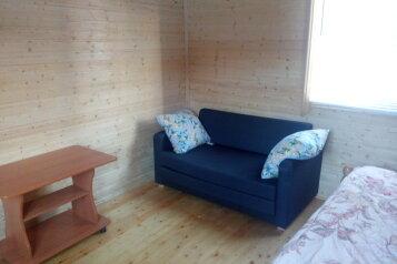 Эко коттедж сруб, 40 кв.м. на 6 человек, 1 спальня, улица Коммунальников, Лазаревское - Фотография 3