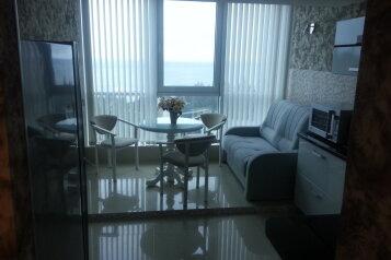 2-комн. квартира, 36 кв.м. на 3 человека, Перекопская улица, Алушта - Фотография 4