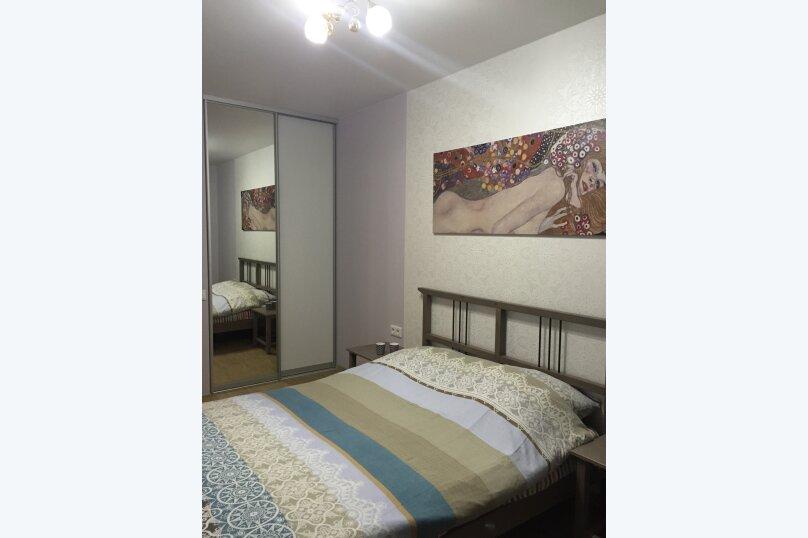 2-комн. квартира, 59 кв.м. на 6 человек, Лермонтова, 12, метро Красный Проспект, Новосибирск - Фотография 5