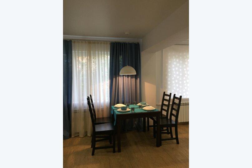 2-комн. квартира, 59 кв.м. на 6 человек, Лермонтова, 12, метро Красный Проспект, Новосибирск - Фотография 12