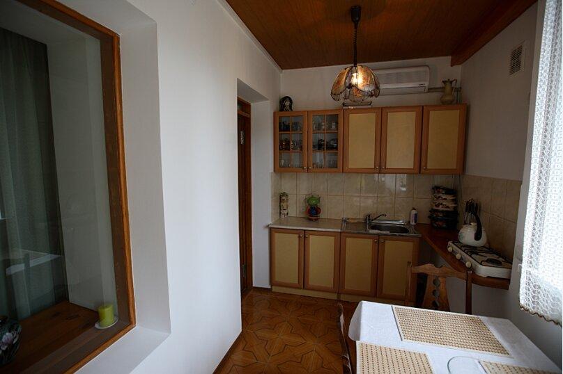 2-комн. квартира, 45 кв.м. на 4 человека, Пролетарская улица, 7, Гурзуф - Фотография 3