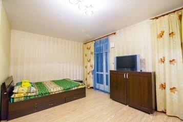 1-комн. квартира на 2 человека, улица Софьи Ковалевской, 16, микрорайон Древлянка, Петрозаводск - Фотография 4