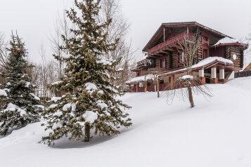 Дом, 400 кв.м. на 20 человек, 5 спален, деревня Иванцево, Дмитров - Фотография 1