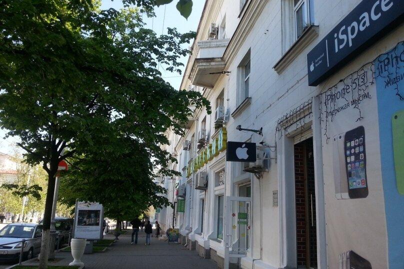 2-комн. квартира, 50 кв.м. на 4 человека, проспект Нахимова, 17, Севастополь - Фотография 5