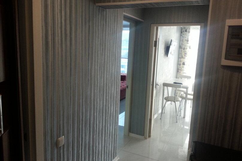 1-комн. квартира, 46 кв.м. на 5 человек, Перекопская улица, 4, Алушта - Фотография 18