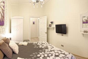 2-комн. квартира, 50 кв.м. на 4 человека, проспект Нахимова, Севастополь - Фотография 2