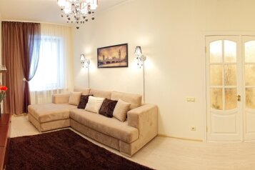 2-комн. квартира, 50 кв.м. на 4 человека, проспект Нахимова, 17, Севастополь - Фотография 3