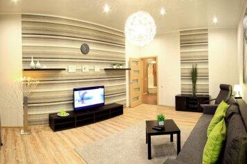 2-комн. квартира, 80 кв.м. на 4 человека, улица Сенявина, 2, Севастополь - Фотография 4
