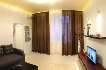 2-комн. квартира, 42 кв.м. на 3 человека, улица Лермонтова, Севастополь - Фотография 2