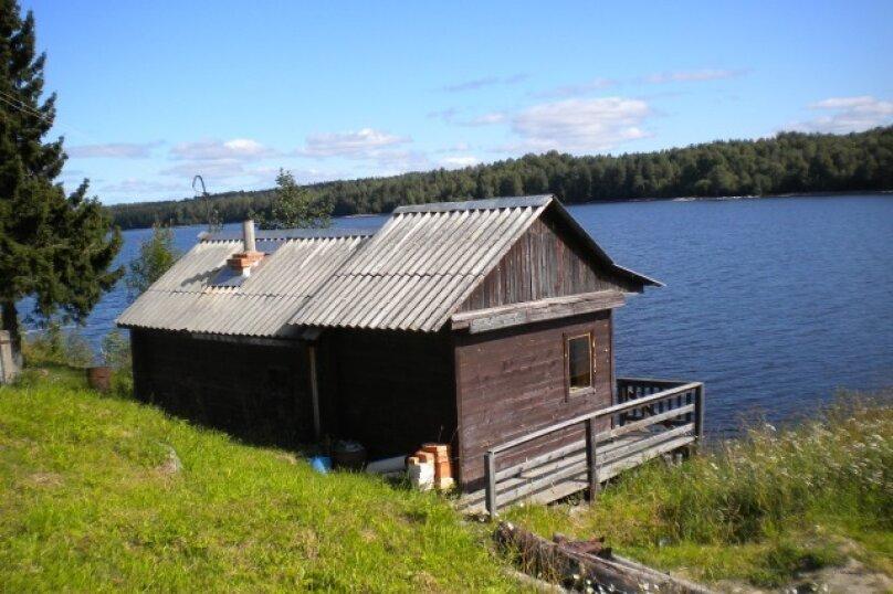 Дом у озера Сегозеро , 120 кв.м. на 7 человек, 2 спальни, д. Карельская Масельга, Центральная, 1а, Медвежьегорск - Фотография 15