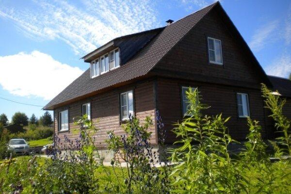 Дом у озера Сегозеро , 120 кв.м. на 7 человек, 2 спальни