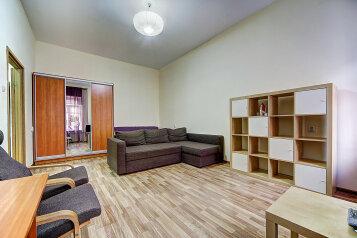 1-комн. квартира, 52 кв.м. на 5 человек, Лиговский проспект, Санкт-Петербург - Фотография 2