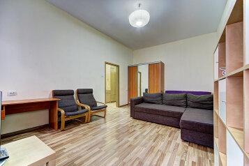 1-комн. квартира, 52 кв.м. на 5 человек, Лиговский проспект, Санкт-Петербург - Фотография 3