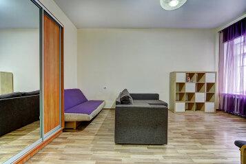 1-комн. квартира, 52 кв.м. на 5 человек, Лиговский проспект, Санкт-Петербург - Фотография 4