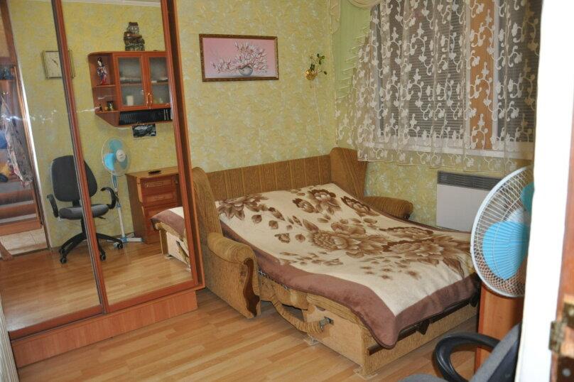 2-комн. квартира, 50 кв.м. на 5 человек, улица Подвойского, 5, Гурзуф - Фотография 3