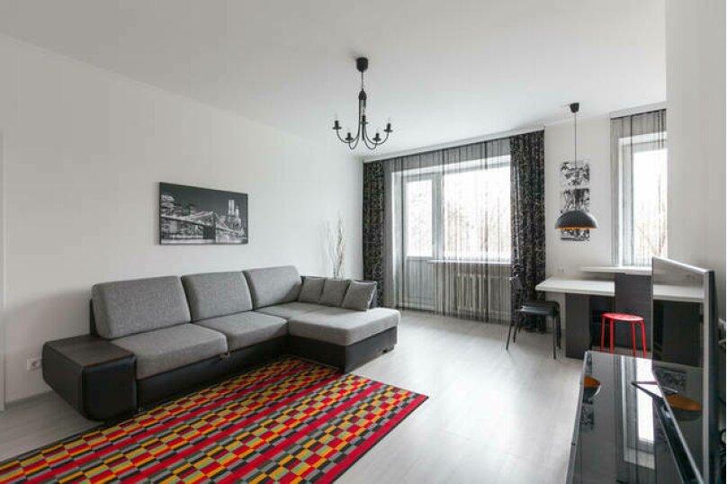 1-комн. квартира, 35 кв.м. на 2 человека, Звездный бульвар, 14, Москва - Фотография 5