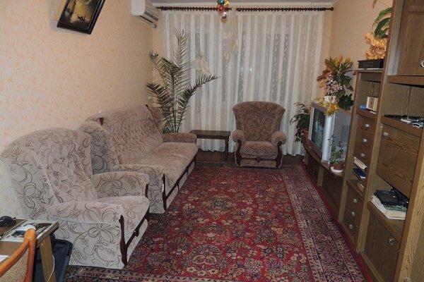 3-комн. квартира, 67 кв.м. на 6 человек, первая улица, 92, Щелкино - Фотография 1