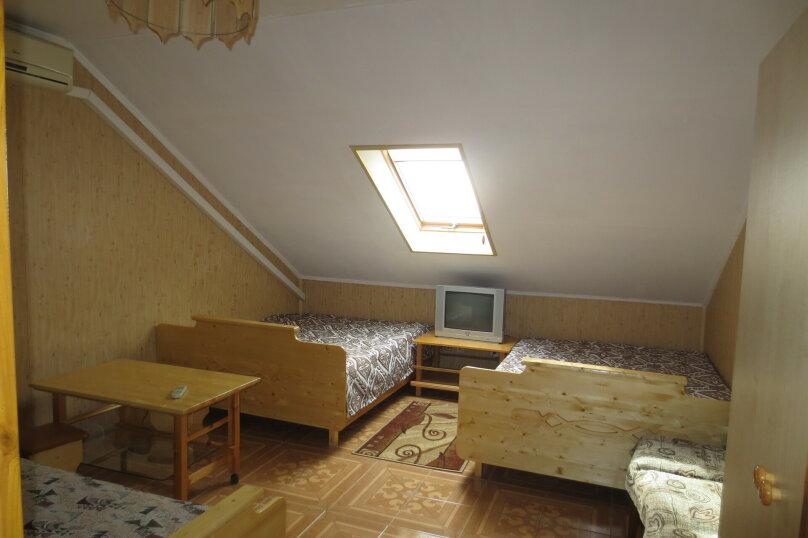 5-ти местный без балкона, улица Сьянова, 1, Лазаревское - Фотография 1