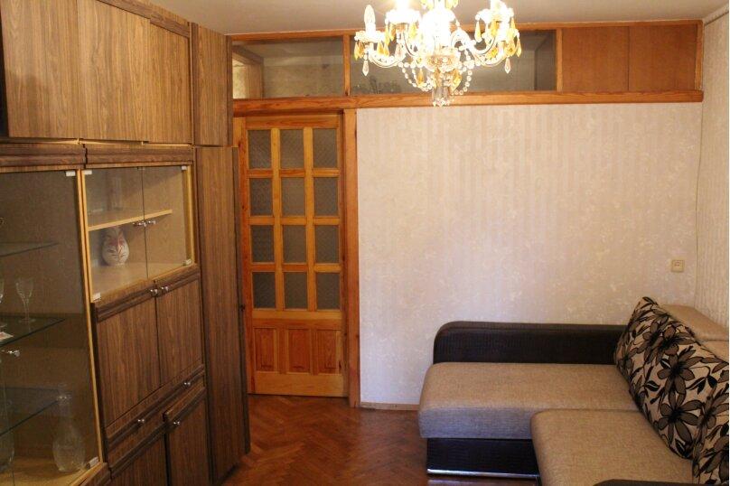 3-комн. квартира, 60 кв.м. на 6 человек, Киевский переулок, 10, Ялта - Фотография 5