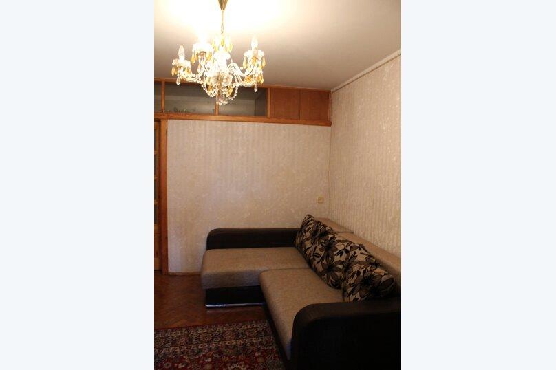 3-комн. квартира, 60 кв.м. на 6 человек, Киевский переулок, 10, Ялта - Фотография 6