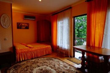 1-комн. квартира, 25 кв.м. на 4 человека, улица Виткевича, Кацивели - Фотография 1