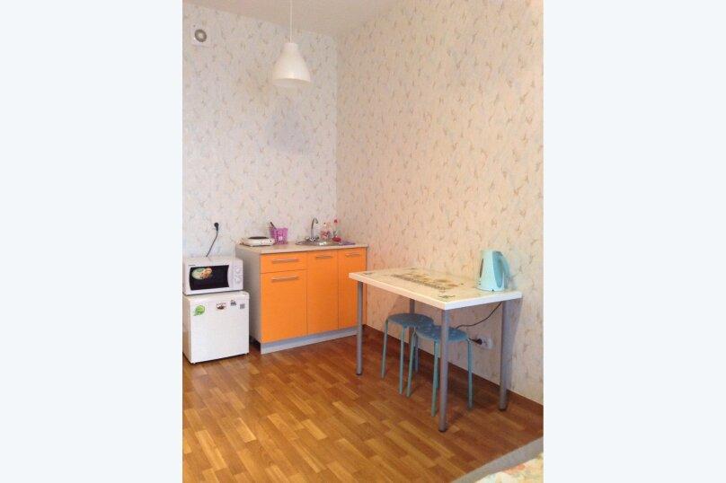 1-комн. квартира, 25 кв.м. на 4 человека, улица Карамзина, 14, Красноярск - Фотография 1