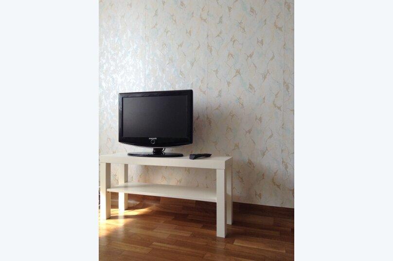 1-комн. квартира, 25 кв.м. на 4 человека, улица Карамзина, 14, Красноярск - Фотография 2