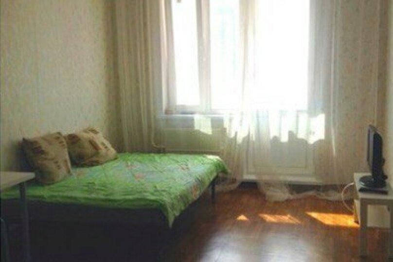 1-комн. квартира, 25 кв.м. на 4 человека, улица Карамзина, 14, Красноярск - Фотография 3