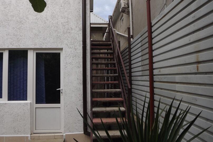 Дом, 60 кв.м. на 6 человек, 3 спальни, Заречная улица, 13, Алушта - Фотография 11