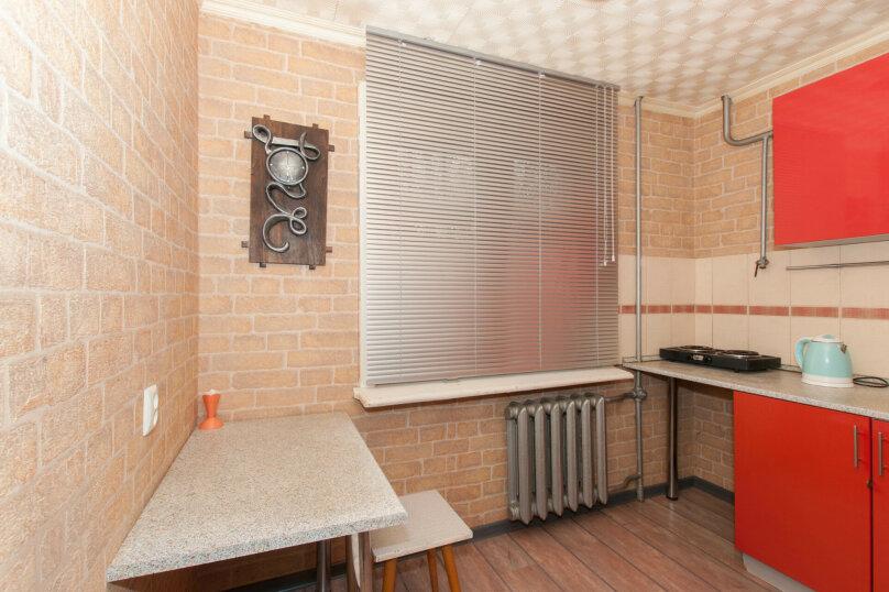 1-комн. квартира, 33 кв.м. на 4 человека, улица Азина, 39, Екатеринбург - Фотография 3