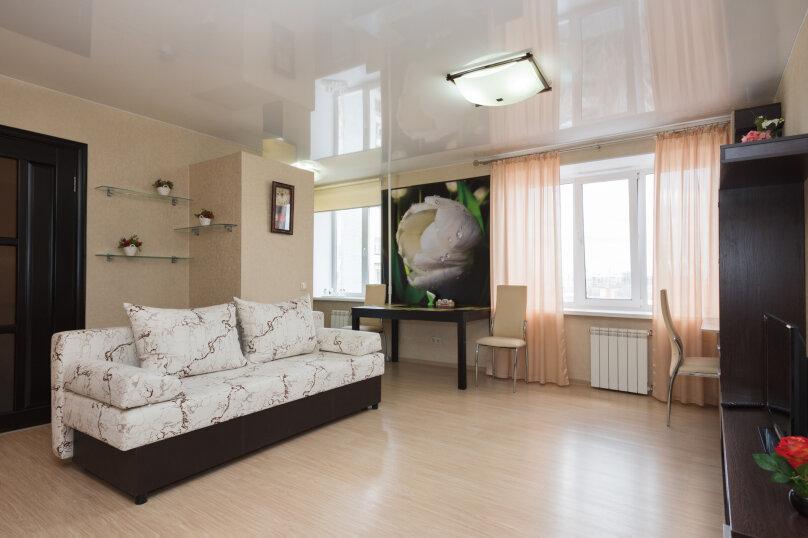 2-комн. квартира, 48 кв.м. на 4 человека, улица Якова Свердлова, 2, Екатеринбург - Фотография 2
