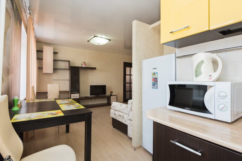 2-комн. квартира, 48 кв.м. на 4 человека, улица Якова Свердлова, 2, Екатеринбург - Фотография 8