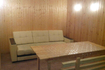 Домик с камином , 55 кв.м. на 8 человек, 1 спальня, Рябиновая улица, Пенза - Фотография 1